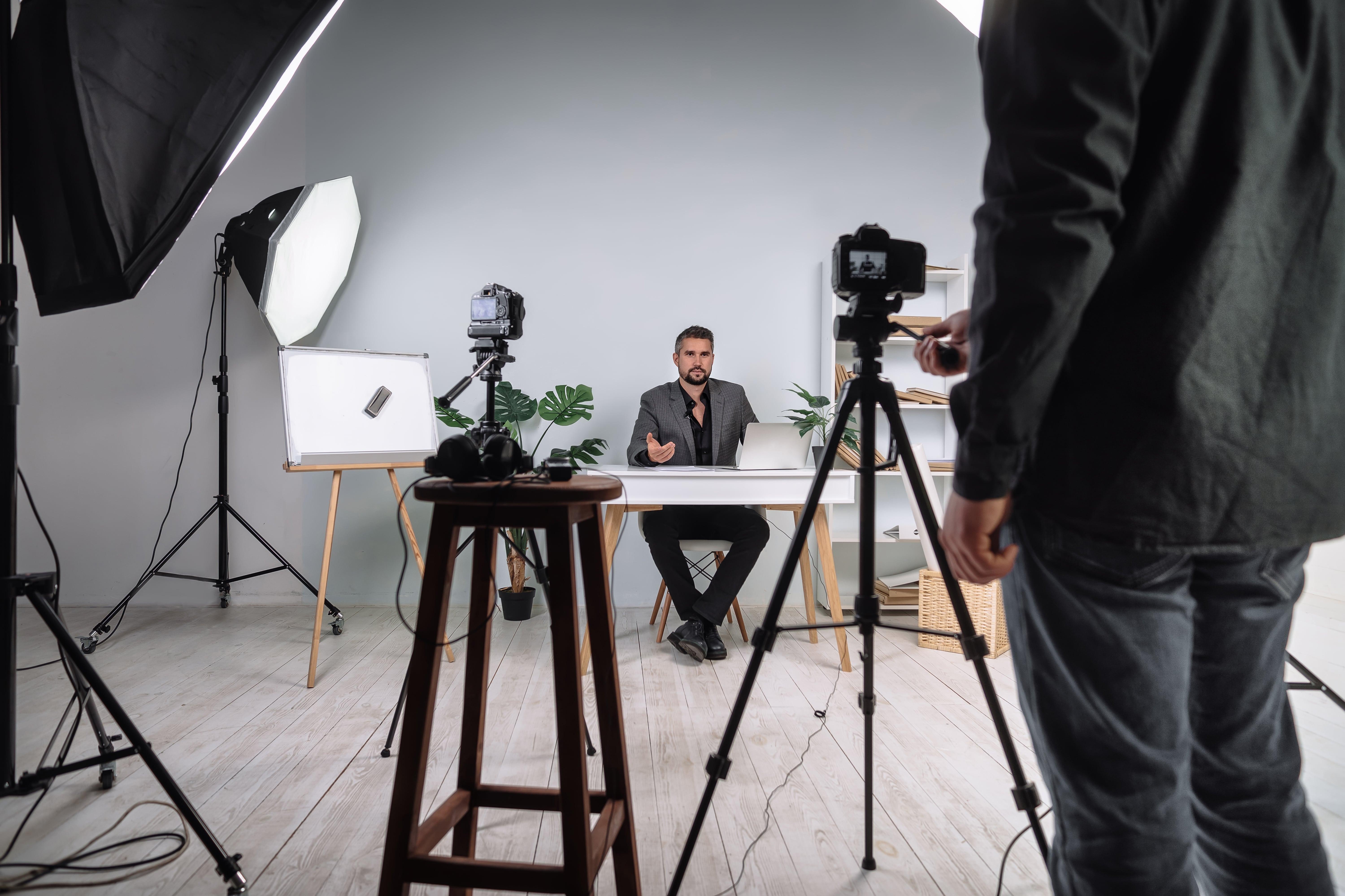 studio nagrań video